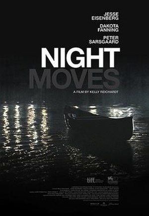 Night Moves (2013 film) - Theatrical release poster