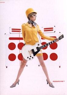 Resultado de imagen para Pizzicato five Nonstop to Tokyo EP (1999)