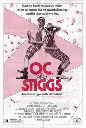 O.C. and Stiggs - Image: O.C. and Stiggs Video Cover