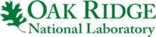 Oak Ridge National Laboratory official logo.png