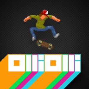 OlliOlli - Image: Olli Olli logo 255x 255