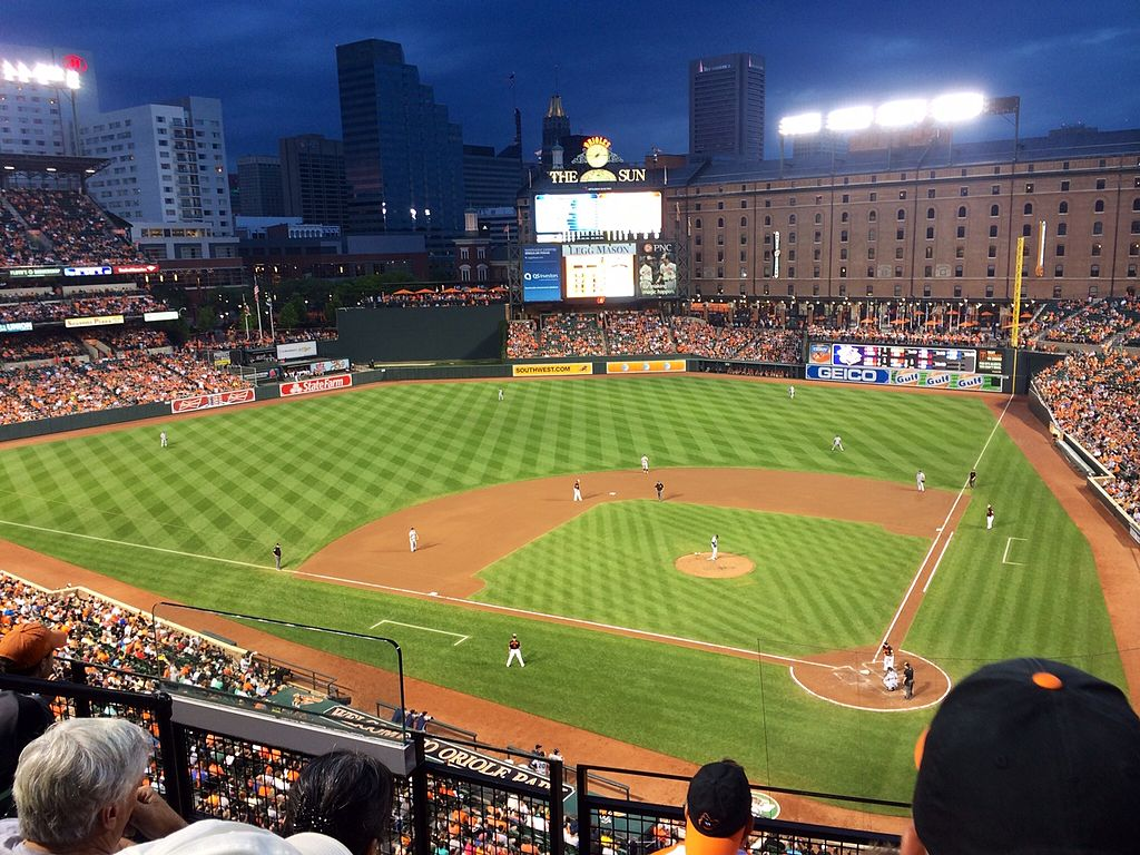 Oriole Park At Camden Yards Jpg Images Frompo