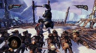 Overlord II - New features such as minions being able to ride wild animals are utilized to enhance their use by the player in combat.