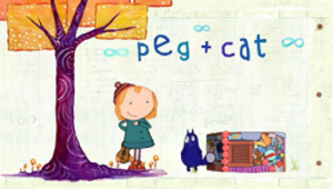 Peg + Cat - Image: Peg+Cat Intertitle