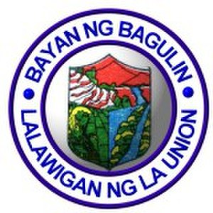 Bagulin - Image: Ph seal la union bagulin