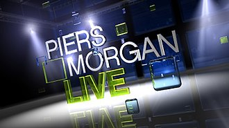 Piers Morgan Live - Image: Piers Morgan Live titlecard