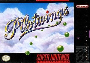 Pilotwings - Image: Pilotwings Box