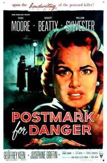 Poŝtstampo por Danger-poster.jpg