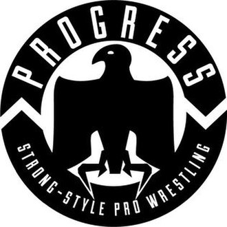 Progress Wrestling - Progress Wrestling's logo