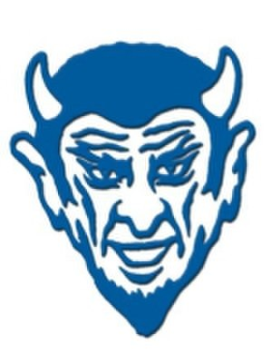 Quincy Senior High School - Image: Quincy Senior High School Blue Devil Logo
