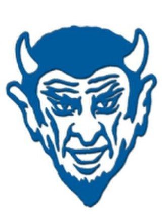 Quincy Senior High School - Image: Quincy Senior High School Blue Devil Logo