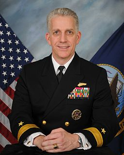 Bruce Loveless United States Rear Admiral
