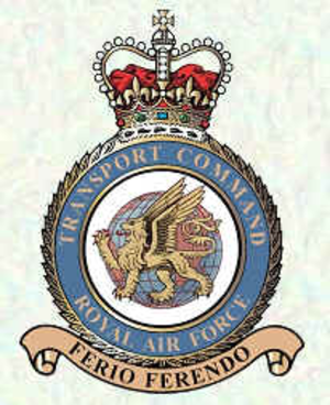RAF Transport Command - Image: RAF Transportcommand