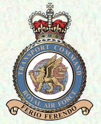 RAF Transport Command - RAF Transport Command badge