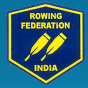 Rowing Federation of India - Image: RFI logo