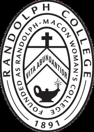Randolph College - Image: Randolph college seal 400