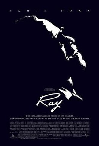 Ray (film) - Theatrical release poster