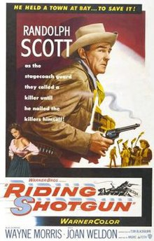 Riding Shotgun (film) poster.jpg