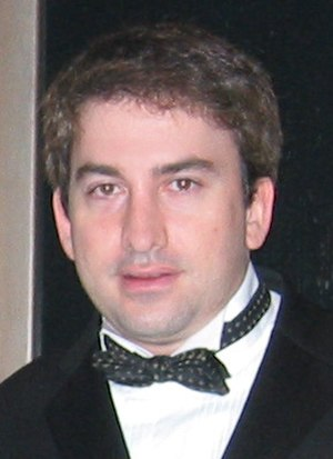 Robert J. Sherman - Sherman in 2003