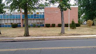 Roselle Park High School - Image: Roselle Park High School