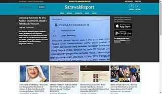 <i>Sarawak Report</i>