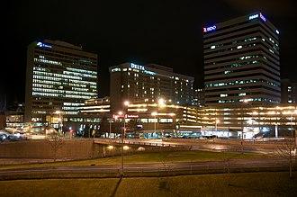 Scotia Square - Image: Scotia Square Complex, Halifax, Nova Scotia