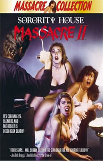 Sorority House Massacre II - Image: Shm 2dvd