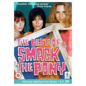 Smack the Pony - Image: Smack the Pony DVD