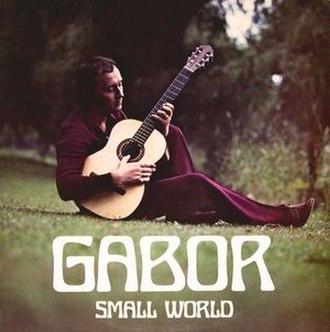 Small World (Gábor Szabó album) - Image: Small World (Gábor Szabó album)