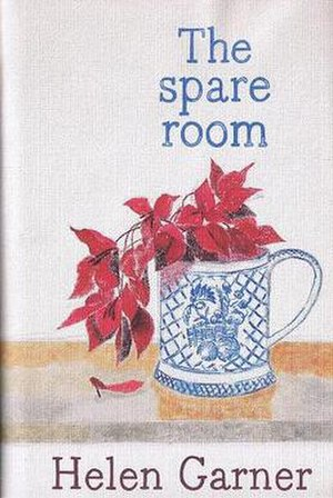 The Spare Room - First hardback edition cover