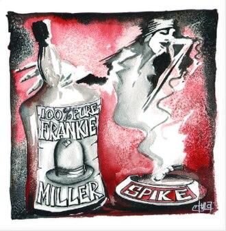 100% Pure Frankie Miller - Image: Spike 100% Pure Frankie Miller