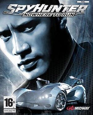 Spy Hunter: Nowhere to Run - Image: Spy Hunter Nowhere to Run (video game)