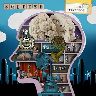 The Knowledge (album) - Image: Squeeze The Knowledge