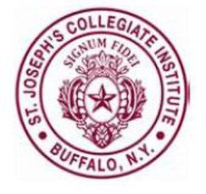 St. Joseph's Collegiate Institute - Image: St. Joseph's Collegiate Institute logo