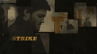 <i>Strike</i> (TV series) 2017 BBC television series