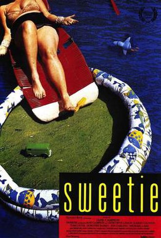 Sweetie (film) - Film poster