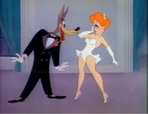 Red (Tex Avery) - Red in the 1945 animated short Swing Shift Cinderella.