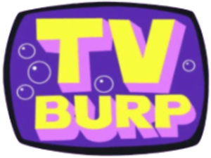 Harry Hill's TV Burp - TV Burp title card