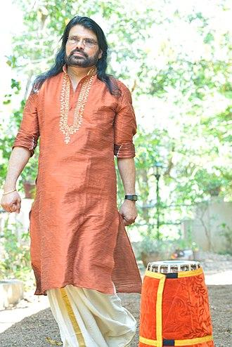 T. S. Nandakumar - Image: T S Nandakumar 9982