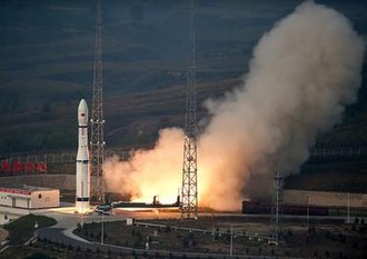 Taiyuan Satellite Launch Center - Long March 6 on 16 Satellite Launch Pad
