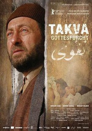 Takva: A Man's Fear of God - Film poster