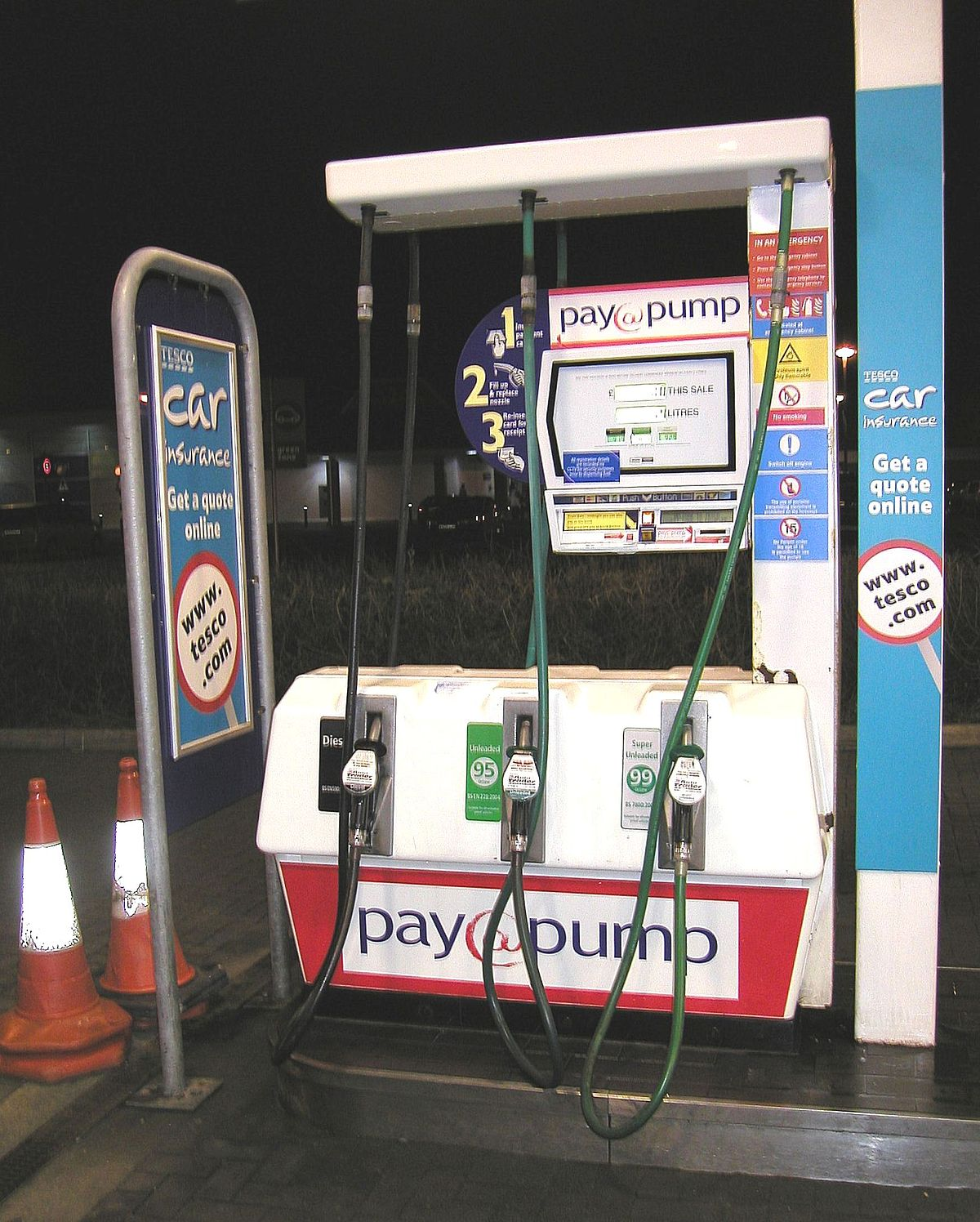 2007 United Kingdom Petrol Contamination Wikipedia