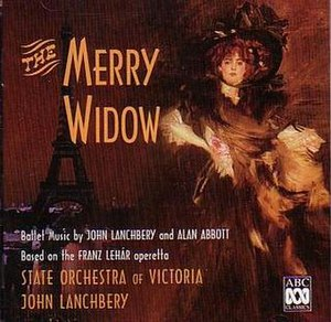 The Merry Widow (ballet) - Image: The Merry Widow Ballet music