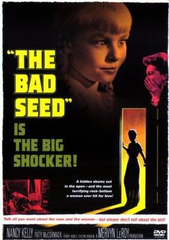 The Bad Seed (1956 film) - Image: The Bad Seed 1956