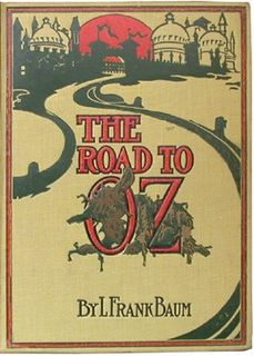 <i>The Road to Oz</i> book