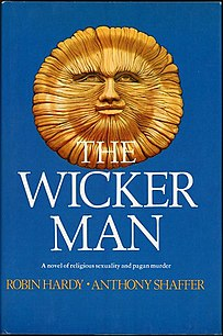 <i>The Wicker Man</i> (novel) novel by Robin Hardy and Anthony Shaffer