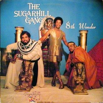 8th Wonder (The Sugarhill Gang album) - Image: The 8th Wonder