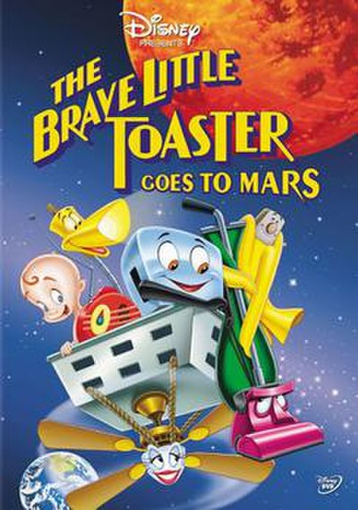 Picture of a movie: The Brave Little Toaster Goes To Mars