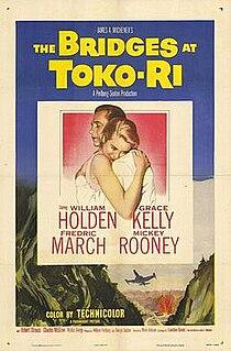 <i>The Bridges at Toko-Ri</i> 1954 film by Mark Robson