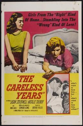 The Careless Years - Film Poster